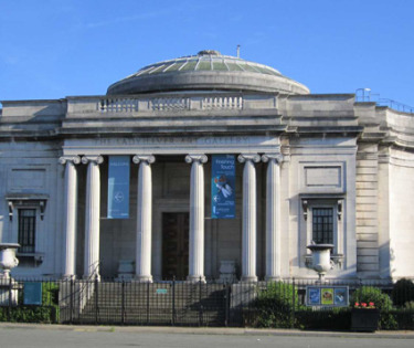 Lady Lever Art Gallery - South Entrance