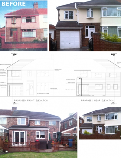 Residential Extension | JDB Surveys Project